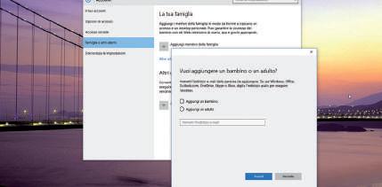 Come impostare un account locale in Windows 10