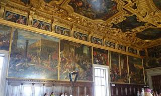 Sala del Maggior Consiglio, Palacio Ducal.