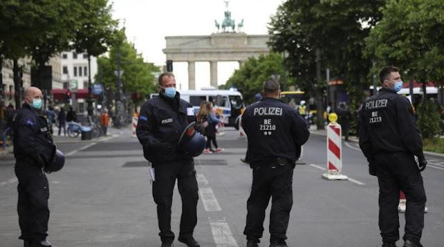 Pengikut Neo Nazi Jerman Ditangkap, Rencanakan Teror ke Umat Islam