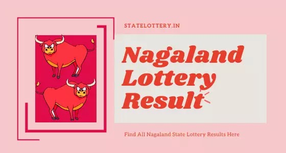 Nagaland State Lottery Results