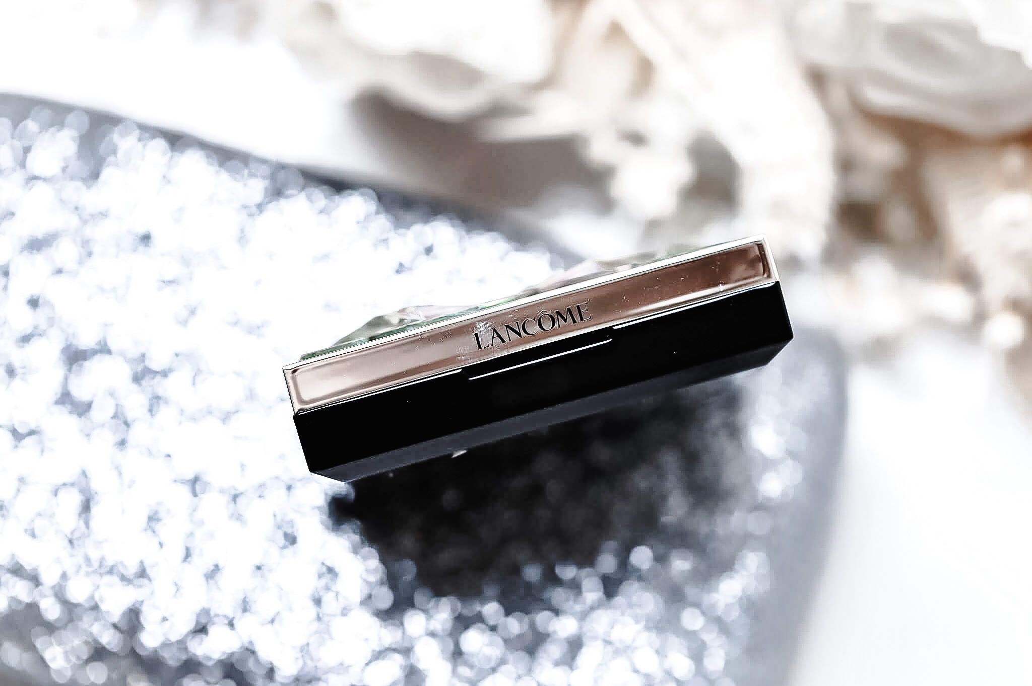 Lancome La Rose Highlighter Precious Holiday 2020 Crystal Holographic