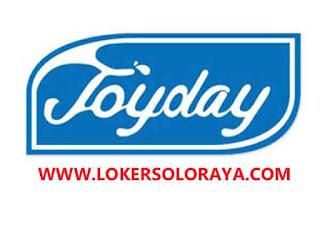 Loker Solo & Sragen Sales Motoris di Joyday Ice Cream