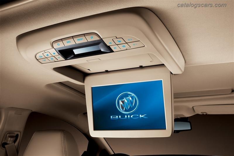 صور سيارة بويك جى ال 8 2012 - اجمل خلفيات صور عربية بويك جى ال 8 2012 - Buick GL8 Photos Buick-GL8-2011-27.jpg