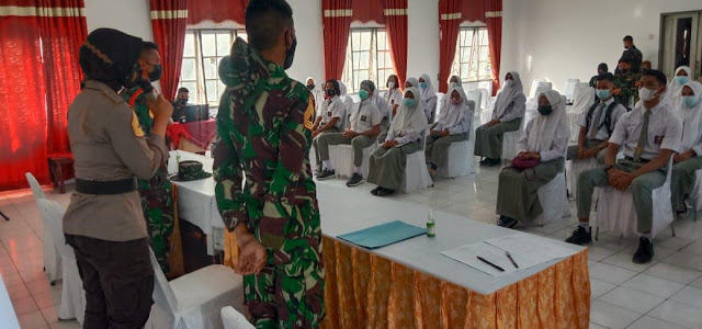 Taruna Akmil dan Akpol berikan motivasi Remaja Kota Tebing Tinggi