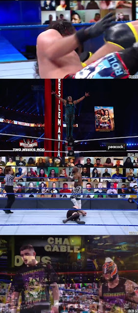 Download WWE Friday Night Smack Down 23rd April 2021 480p || Moviesbaba 1