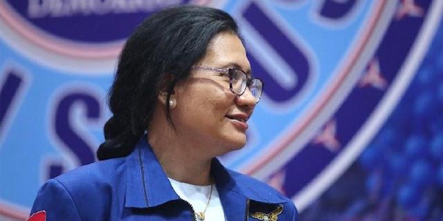 Imelda Sari: Yang Mau Jadi Capres Monggo, Tapi Jangan Belah Bambu Partai Kami