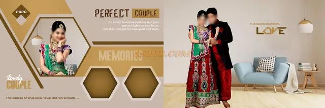 New 2020 12x36 Wedding Album DM Vol 21