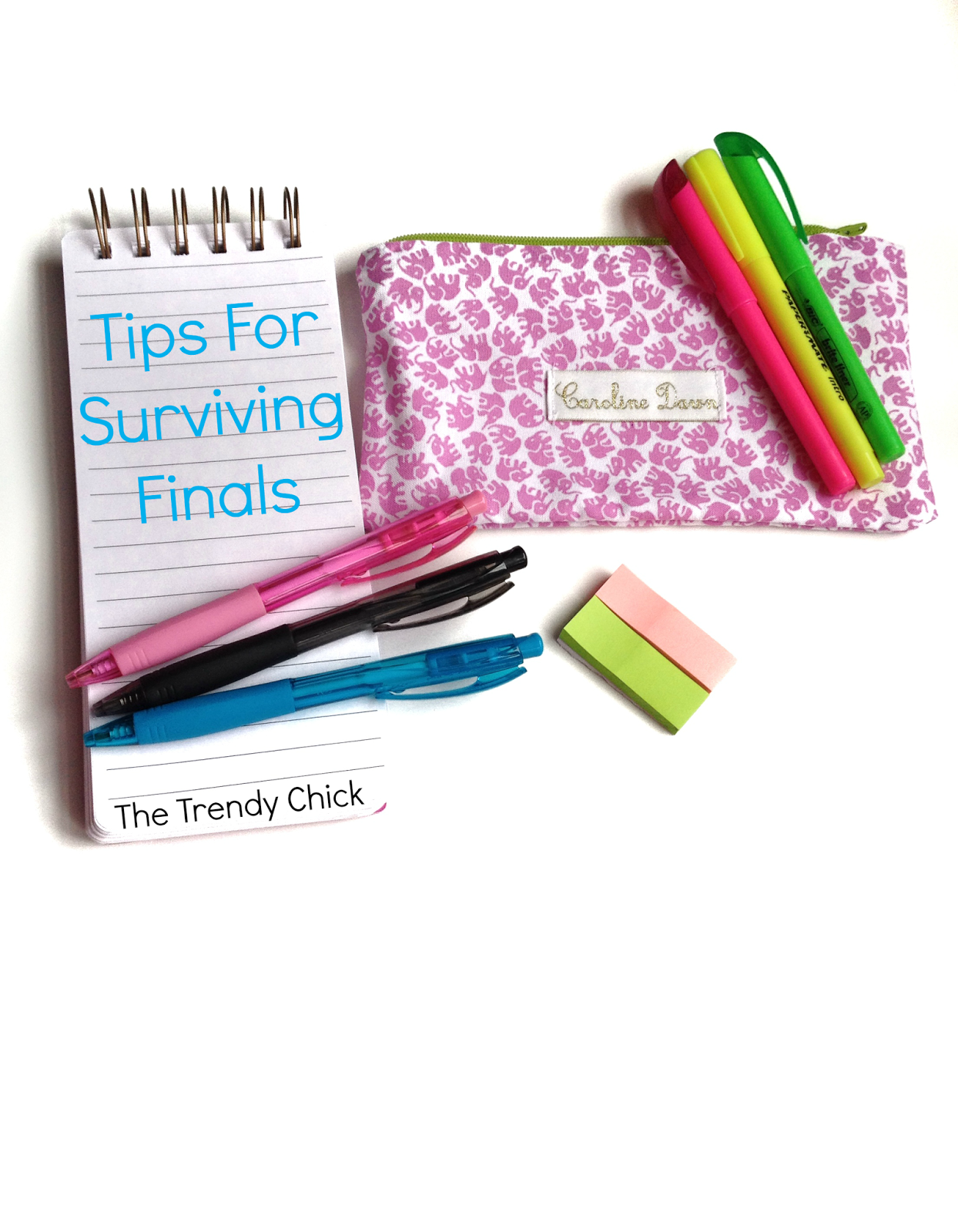 10 Tips for Surviving Finals