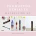 4 PRODUCTOS QUE ME GUSTAN DE MAYBELLINE NY