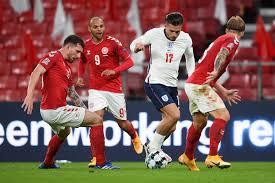 مشاهدة مباراة إنجلترا والدنمارك