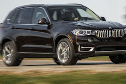 BMW X5 Length, Specs and Battery Specifications