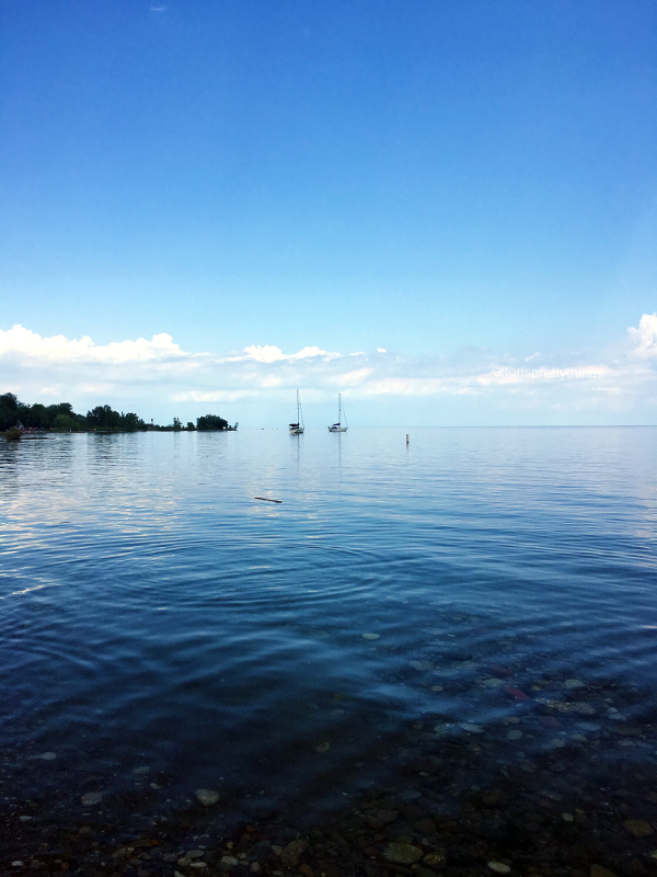 Woodbine Beach, Toronto - Lake Ontario - Tori's Pretty Things Blog
