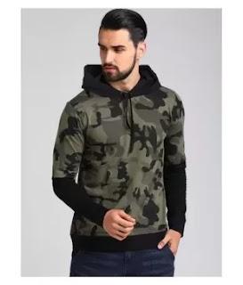 Attractive Cotton Men's Hoodie Sweatshirts