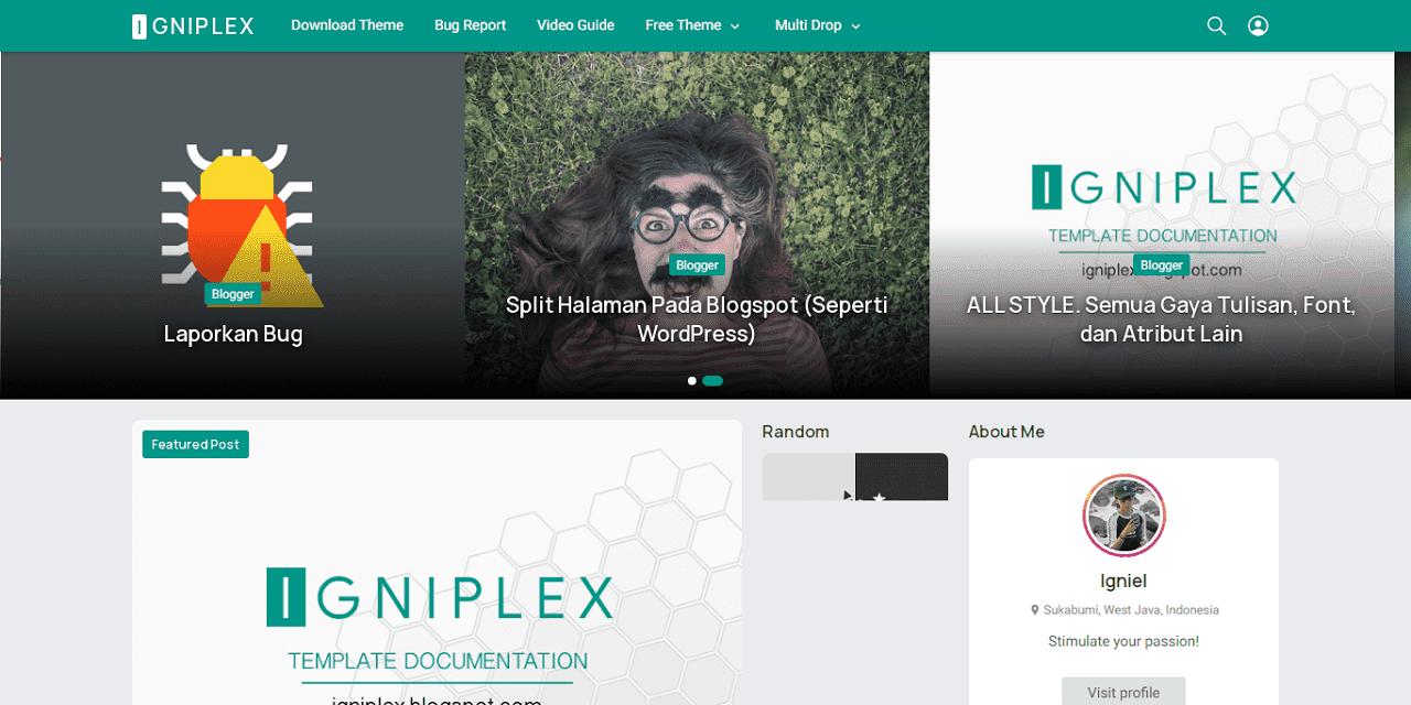 Download Template Igniplex v2.6 Blogger Premium, Download Igniplex v2.6 blogger template free, Igniplex v2.6 blogger template free download, Igniplex v2.6 Responsive Blogger Template, Free Download Premium Bloger Template