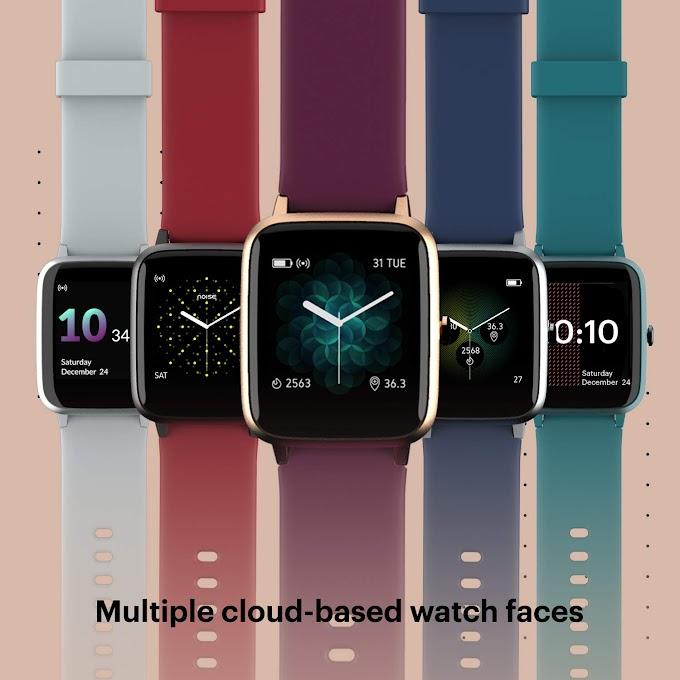 Top five smartwatches basic range top features India April 2021