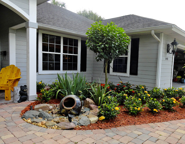 Easy Front Yard Landscaping Plans
