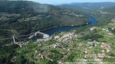 Espanha - Barragem de Frieira