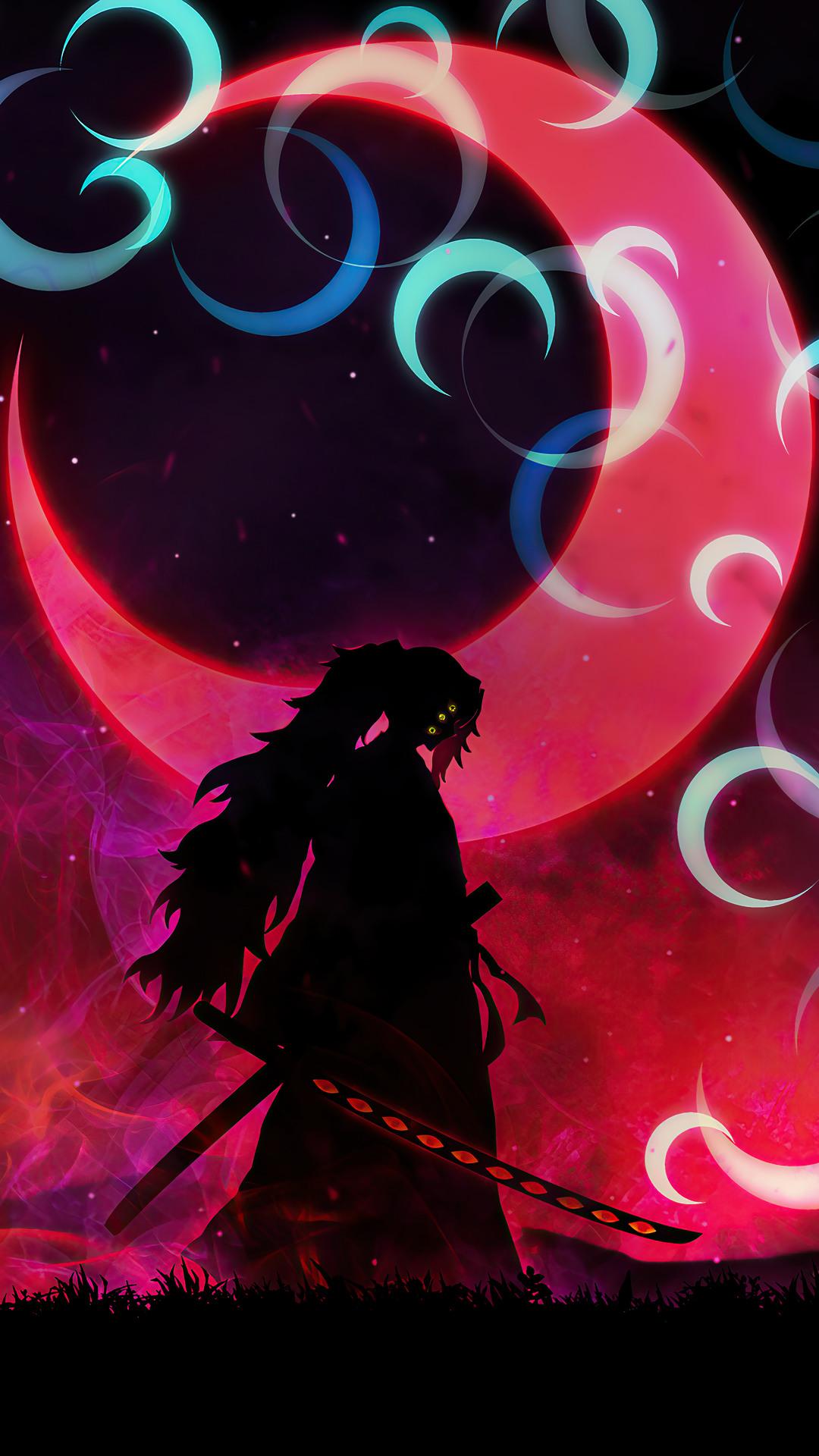 Demon Slayer Kokushibo Upper Moon