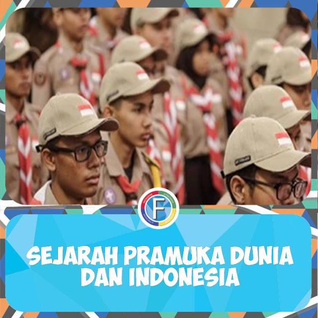 sejarah-pramuka-dunia-indonesia