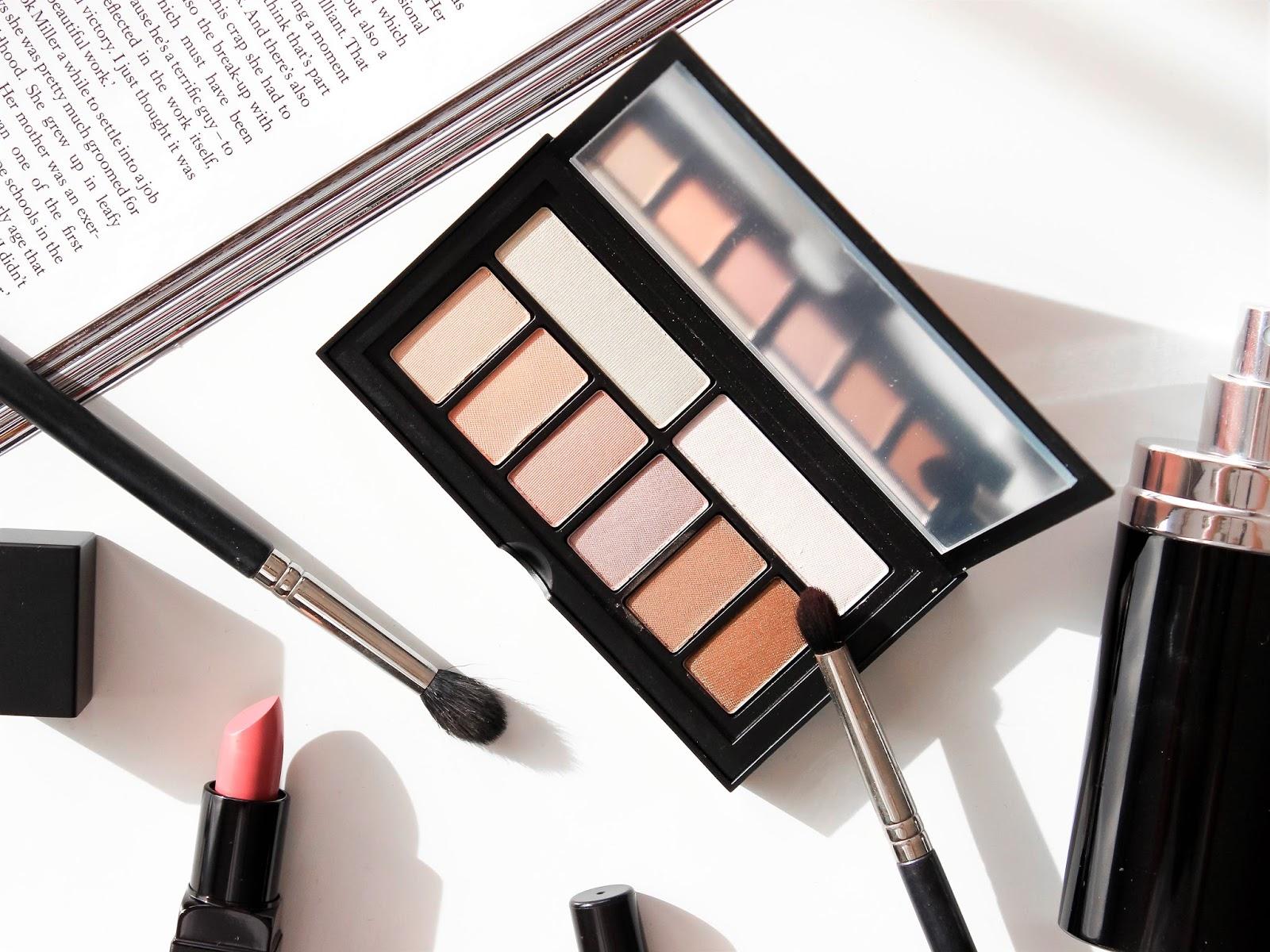 blog nákupy pr balíčky smashbox kosmetika