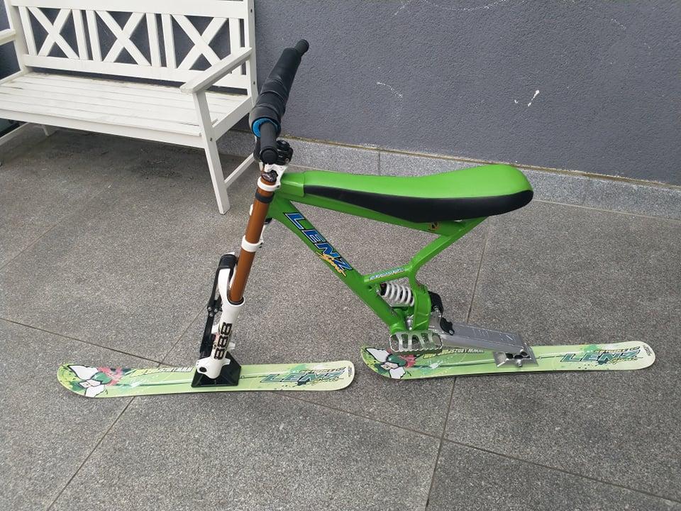 Ski Bike For Sale >> The Skibike Shop