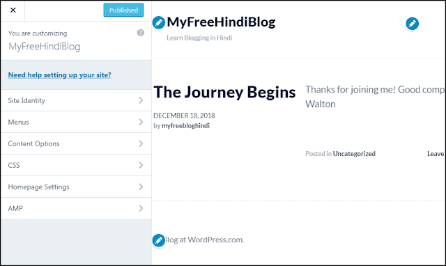 free blog kaise banaye, wordpress blog kaise banaye, how to create free blog in hindi, how to create wordpress blog free in hindi
