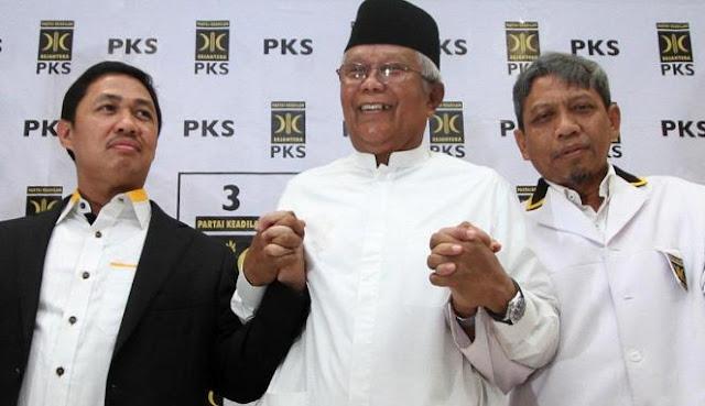 Kabar Duka, Mantan Ketua Majelis Syura PKS KH Hilmi Aminuddin Wafat, HNW: Doa Terbaik untuk Guru Kami