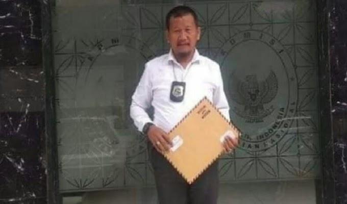Terima Mandat Forum Wartawan Profesional Indonesia Lampung, Syahrullah Siap Jalankan Nawacita Organisasi