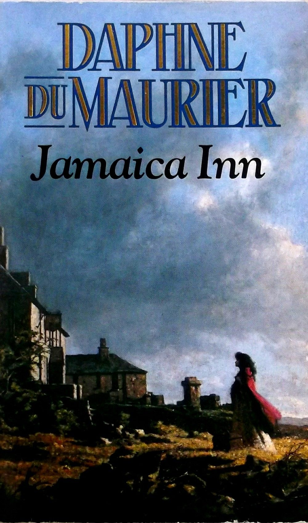 Book cover for Jamaica Inn by Daphne du Maurier Jamaica Inn in the South Manchester, Chorlton, Cheadle, Fallowfield, Burnage, Levenshulme, Heaton Moor, Heaton Mersey, Heaton Norris, Heaton Chapel, Northenden, and Didsbury book group