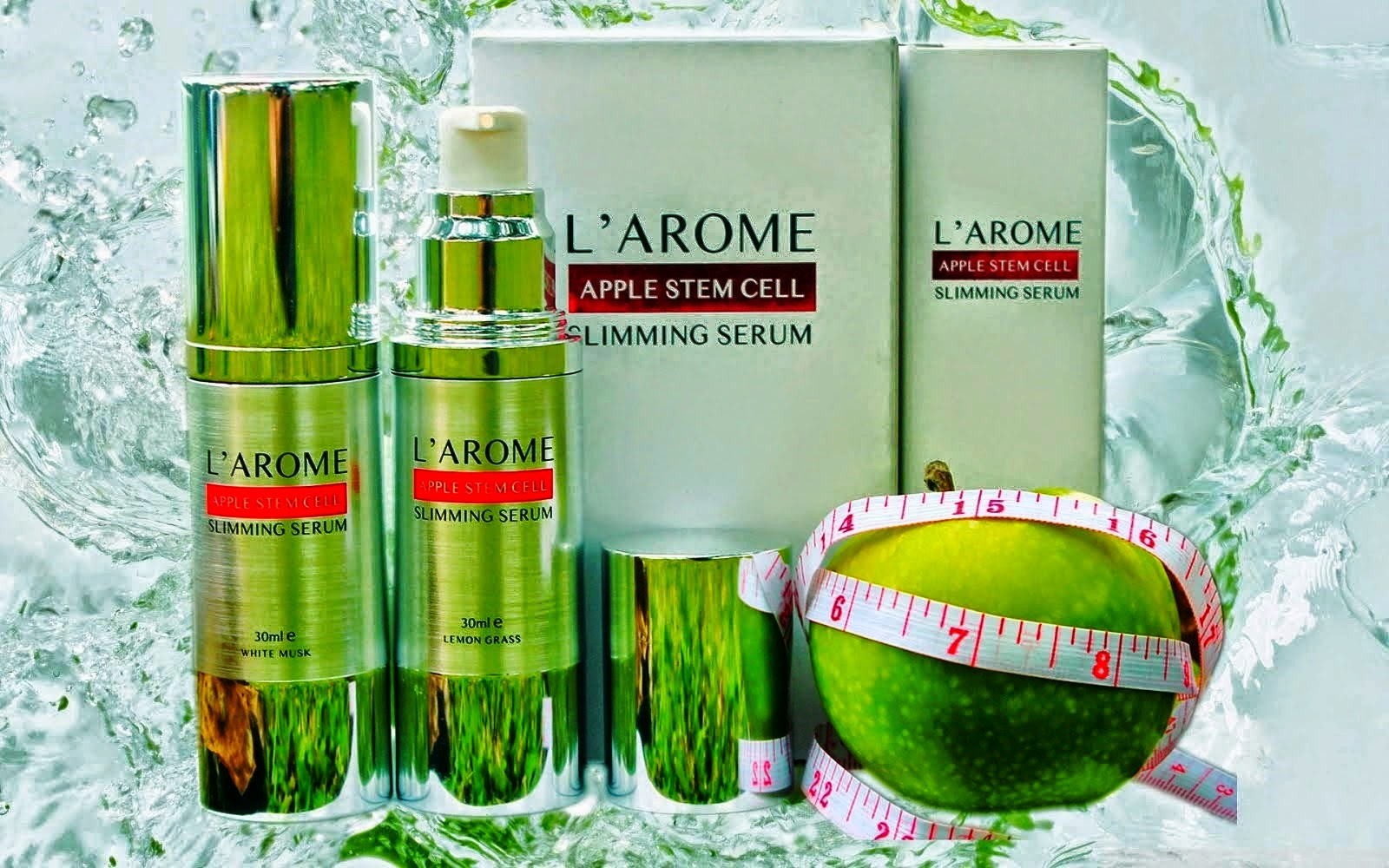 larome apple stem cell serum