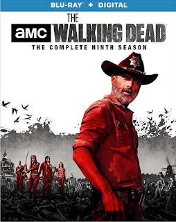 The Walking Dead – Temporada 9 [4xBD25] *Con Audio Latino