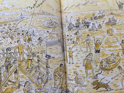 How It All Works book illustration inside