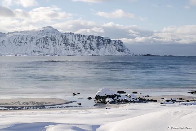 Invierno en Noruega Ártica - Islas Lofoten por El Guisante Verde Project