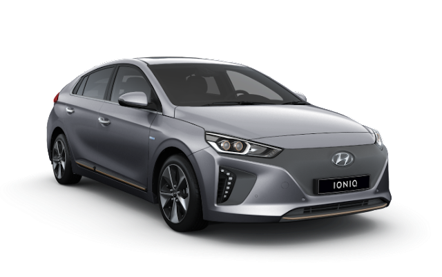 Hyundai Ioniq Electric 2017 Couleurs Colors