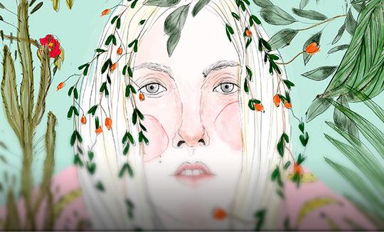 Ilustración, Cristina de Luisa Fernanda Castellanos