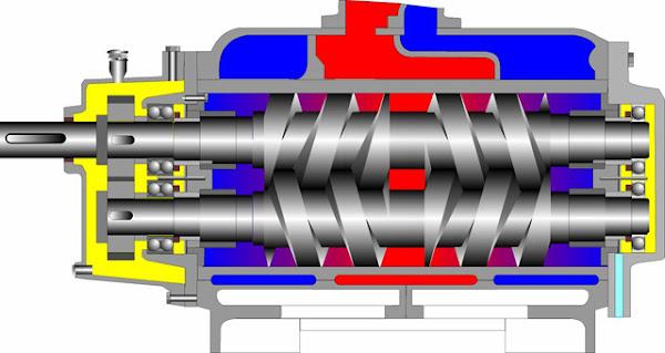 transfer pump system working principle