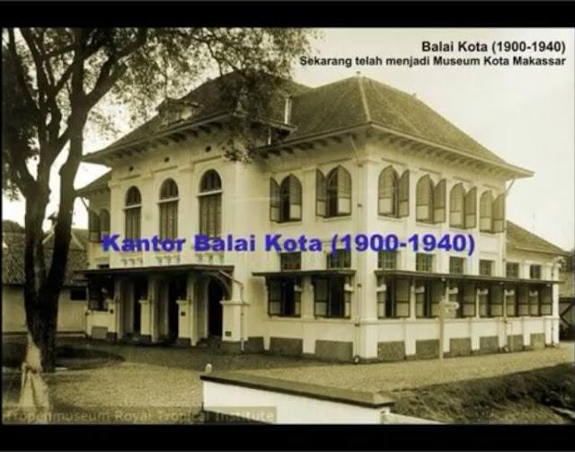 Kantor Balai Kota (1900-1940)