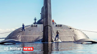 Five Submarines could destroy the World in 30 Minutes