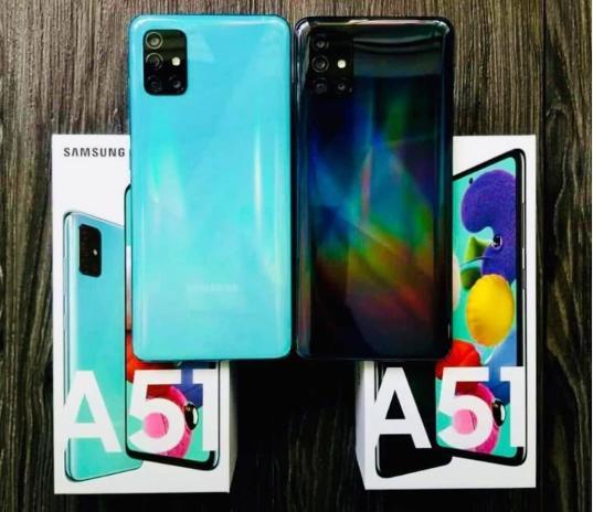 Samsung Galaxy A51 Versi 8 GB Akan meluncur Di Indonesia, Ini Dia Harganya
