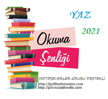 Yaz Okuma Şenliği 2021 Sonucum