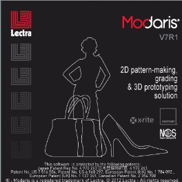 Free Download Lectra: ModarisV7 and DiaminoV6