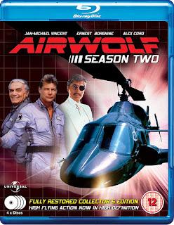 Airwolf – Temporada 2 [4xBD25] *Con Audio Latino, no subs