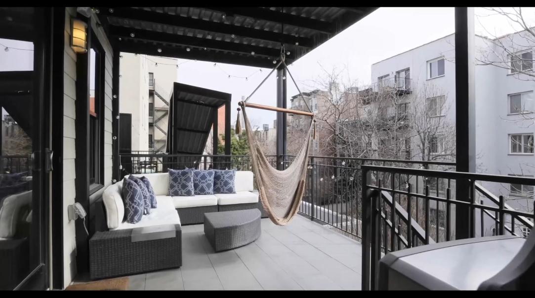 18 Interior Design Photos vs. 231 Clinton St #3, Hoboken, NJ Condo Tour