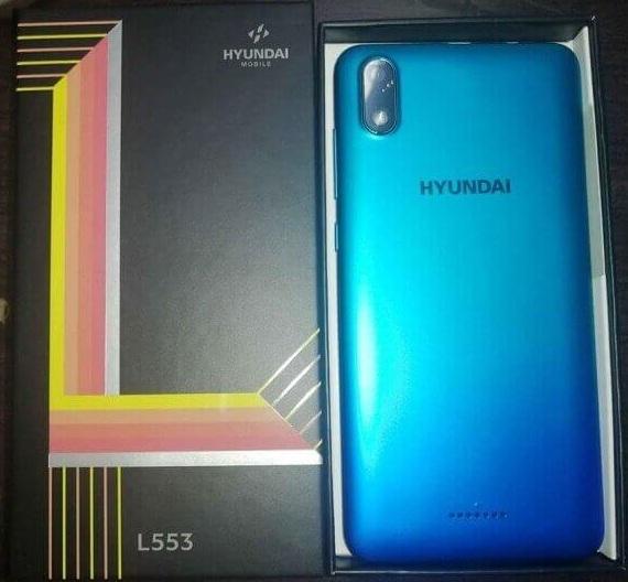 Hyundai L553 Flash File