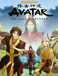 Nickelodeon Avatar: The Last Airbender - The Search