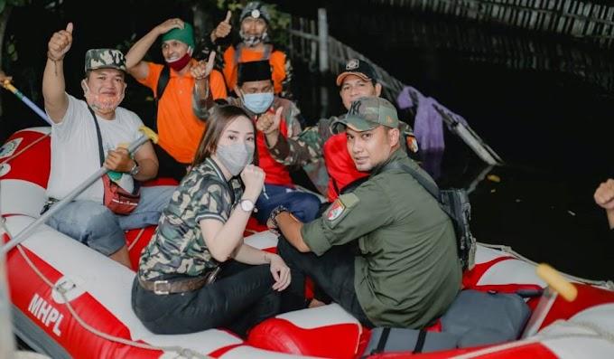 PKB Gaspol Bantu Korban Banjir Semarang
