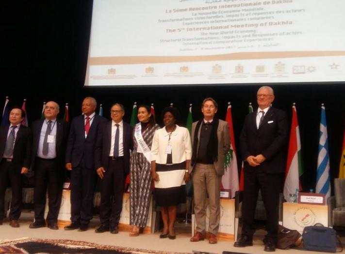 الجهوية 24 -  الكراوي: الاقتصاد العالمي الجديد في حاجة إلى حكامة جيدة ومسؤولة