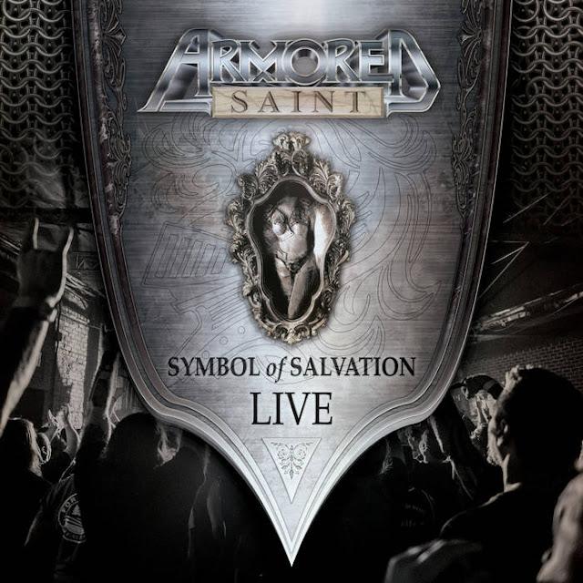 """Ο δίσκος των Armored Saint """"Symbol of Salvation live"""""""