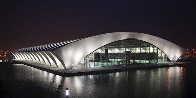 Shanghai Oriental Sports Center By Gmp Architekten