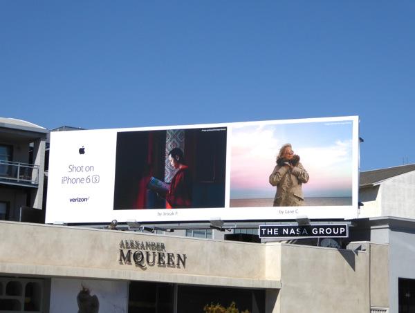 Shot on iPhone 6s Jirasak P billboard